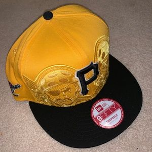 NEW ERA 59FIFTY Pittsburgh Pirates Snapback Hat